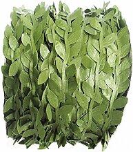 132FT Creative Leaf Band Künstliche grünen