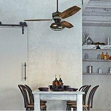 137 cm LED-Deckenventilator Huskins mit