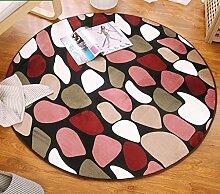 140 cm Schlafzimmer Bett rutschfester Teppich Waschen ( Farbe : # 9 )