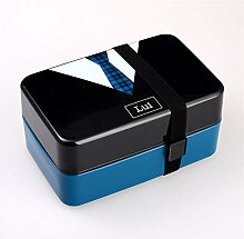 1400ml Mikrowelle Double Layer Lunch Box