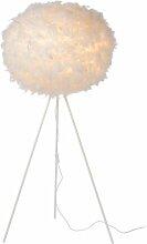 142 cm Tripod-Stehlampe Goosy Soft