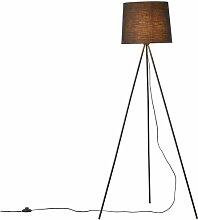 144 cm Tripod-Stehlampe Alani