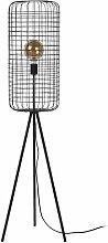 145 cm Tripod-Stehlampe Esmee
