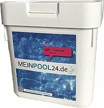 15 kg pH-Senker Granulat für den Pool pH-Minus