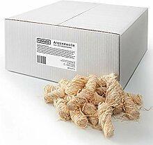 15 kg Premium Öko-Kaminanzünder Anzündwolle