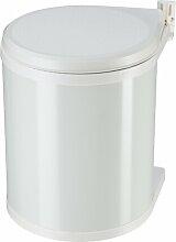 15 L Compact-Box Einbau-Abfallsammler Hailo