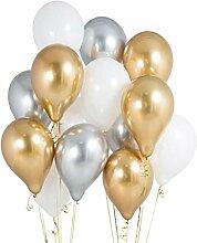 15 Luftballons, Hochzeitszimmerdekoration Hochzeit