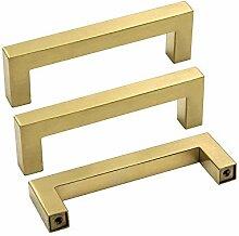 15 Stück Gold Schrank Schublade Türgriff