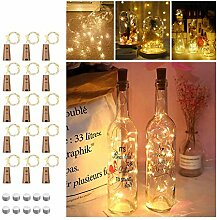 15 x 20 LED Flaschenlicht, Opard Flaschen-Licht