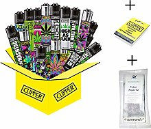 15 x Hanfmotive (Weed) Collector Mix Clipper (15 x
