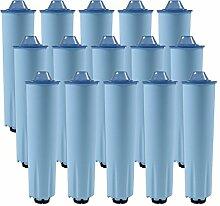 15 x Wasserfilter-Patrone für Kaffeevollautomaten