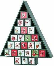 15 Zoll Hoher Weihnachtsbaum Geformter