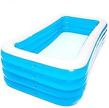 150/180CM Aufblasbares Schwimmbad PVC Verdicktes