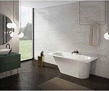 150 cm x 75 cm Duschbad-Badewanne