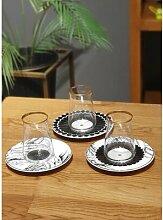 150 ml 6-tlg. Tee-/Kaffeeglas-Set Mustafa
