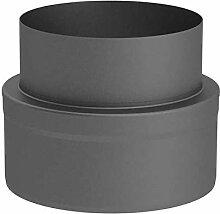 Ø 150 mm Ofenrohr doppelwandig ISO-Line Übergang