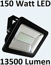 150 Watt LED Außenstrahler / Flutlicht, 120°