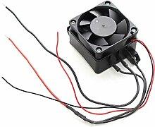150W 12V DC PTC Heizlüfter Konstante Temperatur