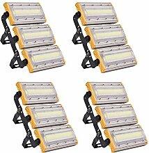 150W LED Flutlichter Scheinwerfer Außenstrahler