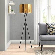 158 cm Tripod-Stehlampe Bridgett Zipcode Design