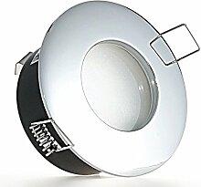 15er Set 5Watt COB LED Badezimmer Einbaustrahler