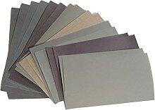 15pcs Schleifpapier Set 400 600 3000 800 1000 1200
