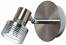 15W LED Bronze Spiegellampe 240 ° einstellbar