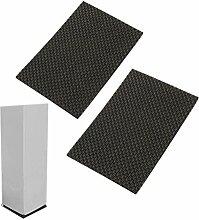 16 PCS Self-Stick-Rectangle M?bel Boden Pads Anti-Rutsch-