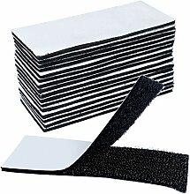 16 STÜCKE Klettbänder On & Off Klettband