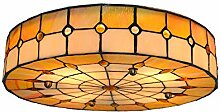 16 Zoll Deckenleuchten Klassische Tiffany Stil