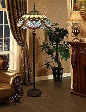 16-Zoll-europäischen Retro-Stehlampe Schlafzimmer