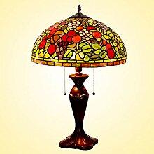 16 Zoll Tiffany-Art-Glas Kreative Tischlampe