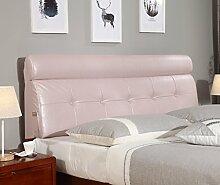160 * 60cm Bett weichen Paket Bedside Kissen Doppelbett weichen Paket Bedside Rückenlehne Kissen Bett Abdeckung ( Farbe : # 4 )