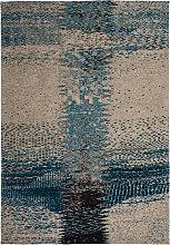 160x230 Teppich Ballerina 720 Grau / Türkis von