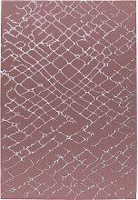 160x230 Teppich Bellevie Exclusive 410 Rosa von