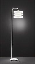 161 cm Bogenlampe Nine