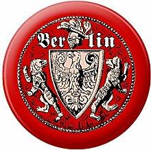(16818-Magnet) Magnet - Wappen Berlin - Gr. ca.