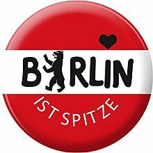 (16821-Magnet) Magnet - Berlin - Gr. ca. 5,7 cm -