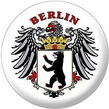 (16824-Magnet) Magnet - Berlin- Gr. ca. 5,7 cm -