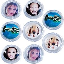 16er-Set Bilder-Magnete