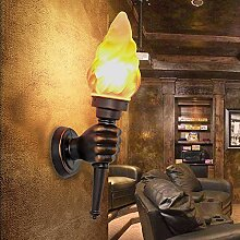 16LYP American Retro-Wand-Lampe Kreative Bar