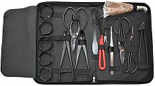 16Pcs Garten Bonsai-Werkzeug-Set Carbon Steel Kit