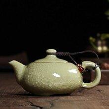 170ml Celadon Teekanne Zisha Keramik Ton Antik