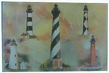 18 Lighthouse Cutting Board by Chesapeake Bay