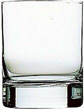18 x Wasserglas, Trinkglas, Glas, transparent,