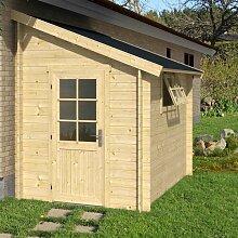 180 cm x 275 cm Gerätehaus Espanola aus Holz