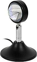 180 ° drehbare Stimmungslampe, mit USB-Ladekabel,