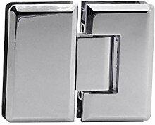 180° Glas-Glas-Scharnier Pendelscharnier