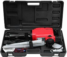 1850W Impact Industrial Electric Hammer Set With