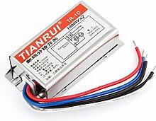 185V-240V Innen 5 Kabel Lampe 3 Abschnitt Power Control Lichtschalter